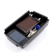 酷玛传奇 大众CC置物盒储物盒储物格专用CC扶手箱置物盒大众CC改装专用