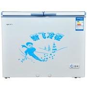 新飞 BCD(W)-216DA 216升 顶开门 冷藏冷冻双温冷柜(白色)