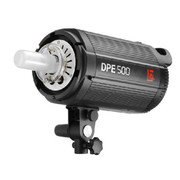 金贝 DPE-600W 500W 400W摄影灯摄影棚影室闪光灯 专业影棚器材 DPE-500
