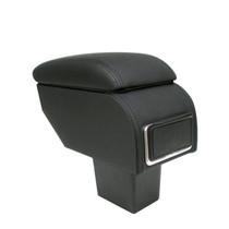 索菲尔 原装汽车扶手箱中央手扶箱免打孔改装专用 时尚黑 哈弗M4 不带出风口产品图片主图