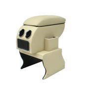 索菲尔 原装汽车扶手箱中央手扶箱免打孔改装专用 新品 优雅米 新赛欧