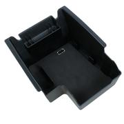 燃点车品 13款福特翼虎扶手箱储物盒 翼虎扶手箱分隔层盒 翼虎改装专用 升级 加大容量款