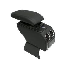 索菲尔 原装汽车扶手箱中央手扶箱免打孔改装专用 新品 时尚黑 长安CX20产品图片主图