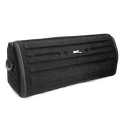 飞天狐 3D 立体 车用置物箱 可折叠整理箱 收纳箱 后备箱防滑 黑色(大号)