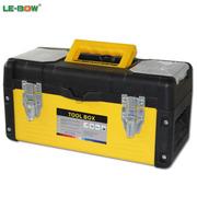 立博 LE-BOW 增强型PP材料和优质钢板 塑铁工具箱 17″