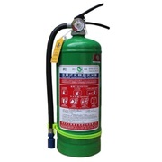 江荆(JiangJing) 手提式水基型灭火器MPZ/3 车用家用商用灭火器3公斤 可灭ABCEF类火灾