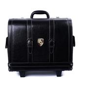 澳雅乐 汽车置物箱高档 汽车用品收纳箱 后备箱整理箱 高档整理 卡宴保时捷专用