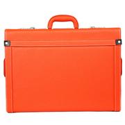 澳雅乐 汽车收纳箱 车载后备箱储物箱 环保整理箱 车用置物箱 橙红色 橙红色
