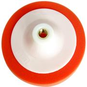 小非鱼 汽车抛光盘抛光盘 打蜡海绵盘抛光轮 眼磨盘 抛光海绵球14mm 螺丝孔直径14MM产品颜色随机
