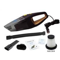 车志酷 CZK-6601金刚系列 海帕滤芯 车载吸尘器120W大功率 土豪金产品图片主图