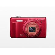 奥林巴斯 VR-350 数码长焦相机 红色