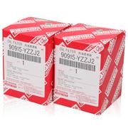 丰田 RAV4 原厂保养机油滤清器/机油格 90915-YZZJ2 2个装
