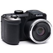 柯达 AZ251 黑色 (1615万像素 3英寸屏 25倍光学变焦 24mm广角 高清摄像 自动智能场景)