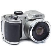 柯达 AZ251 银色(1615万像素 3英寸屏 25倍光学变焦 24mm广角 高清摄像 自动智能场景)