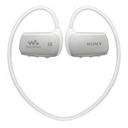 索尼 NWZ-WS615/W 头戴式运动型蓝牙MP3播放器 新一代穿戴设备 运动防水 16G 白色