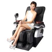 荣康 K5多功能电动按摩椅 老人全身3D气囊按摩椅子 办公家用