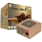 爱国者 黑暗骑士G6黄金版电源(铜牌80PLUS/额定550W/静音/主动式PFC/支持背线/质保3年)