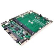 魔羯 MC3688 mSATA转2.5寸SATA固态硬盘RAID阵列卡