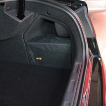车翼 东风雪铁龙C5改装专用后备箱储物箱整理箱收纳置物专车专用 左右无盖一对+配套后备箱垫产品图片主图