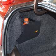 车翼 东风标致301改装专用后备箱挡板挡网专车专用款 左侧挡板一块
