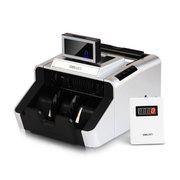 得力 3919 银行专用大气硬朗B类点钞机/验钞机 真人语音/USB升级/双驱动/双显示屏