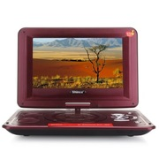 新科 EVD STD-8113 高清便携式移动DVD (红色)