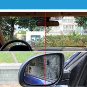 蓝帅 雨精灵汽车防雨剂 后视镜车窗玻璃驱水剂 汽车玻璃镀膜 雨敌 三瓶装