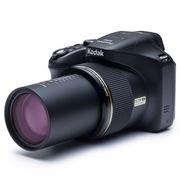 柯达 AZ526数码相机  1679万像素CMOS传感器 52倍光学变焦 电子取景器 WIFI无线操控 全高清摄像