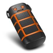 卡格尔(Cager) WP10 三防户外移动电源 激光笔 SOS求救 5200mAh 防水防尘抗震LED灯 橙色 IP67认证 充电宝