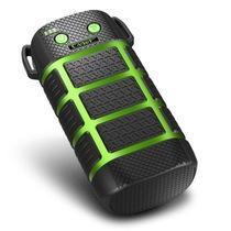 卡格尔(Cager) WP10 三防户外移动电源 激光笔 SOS求救 5200mAh 防水防尘抗震LED灯 绿色 IP67认证 充电宝产品图片主图