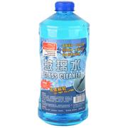 OFINE AUTO 汽车玻璃水 车用高纯度雨刷精 防冻-20度蓝色 1瓶装