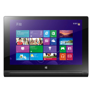 联想 Yoga 平板 2 Yoga Tablet 2 10.1寸平板 Windows版(Intel Aton Z3745/2G/16G/FHD)铂银色