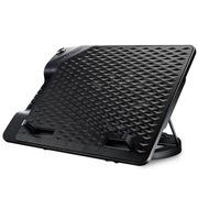 酷冷 ERGOSTAND III 书架式笔记本散热器(可拆卸面板/超大静音风扇/支持9-17英寸)