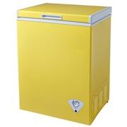美的 BD/BC-97KMJ立式冷柜(淡雅黄)