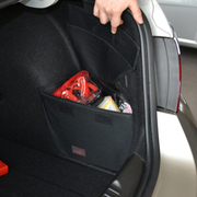 车翼 上海通用别克英朗GT改装专用后备箱挡板储物箱整理收纳 挡板一对