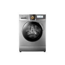 美的  MD70-1411LDPC(S) 7公斤变频滚筒洗衣机(银色)产品图片主图