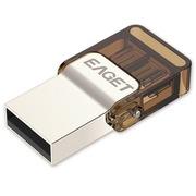 忆捷 V9 OTG 16G (MICRO USB USB2.0双接口)手机U盘 珍珠镍色
