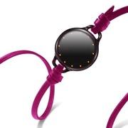 乐心 BonBon(QQ版)智能手环 运动手环 用手机QQ管理健康(玫红)