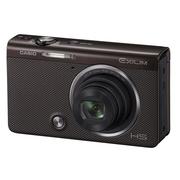 卡西欧 ZR50 数码相机 黑色(1610万像素 3.0英寸液晶屏 10倍光学变焦 25mm广角)