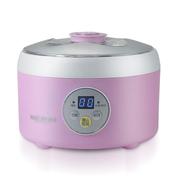 麦卓 Makejoy纳豆米酒酸奶机MJ-2119A不锈钢内胆4陶瓷分杯 MJ-2119紫不带分杯
