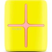 月光宝盒 X100 黄色 双USB 10000毫安 移动电源充电宝