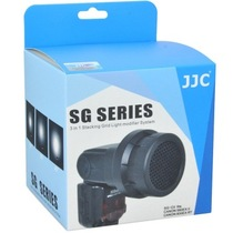 JJC SG-CII 闪光灯蜂巢束光筒、聚光筒 (适用于佳能600EX-RT 580EXII 永诺YN560II 565EX 568II)产品图片主图