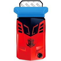 超频三 降温大师 抽风式笔记本散热器(适用于各种侧排风笔记本/风速可调/彩灯变光)产品图片主图