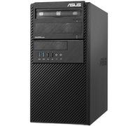 华硕 BM1AF-I5A540W0 台式主机(i5-4460 4G 500GB 集显 DRW DOS 黑色)