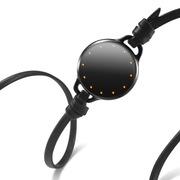乐心 BonBon(QQ版)智能手环 运动手环 用手机QQ管理健康(酷黑)