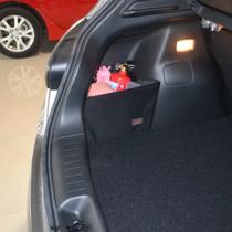 车翼 东风日产新骐达改装专用后备箱挡板储物收纳整理挡网 老骐达左右挡板一对产品图片主图