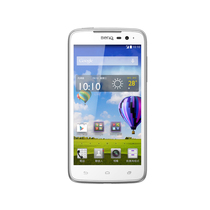 明基 F5 联通4G手机(白色)TD-LTE/FDD-LTE/WCDMA/GSM非合约机产品图片主图