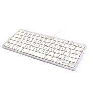 飞利浦 SWA2100K/93 苹果IPAD/IPHONE 8PIN键盘  苹果授权即插即用lighting键盘