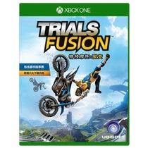 微软 Xbox One光盘版游戏  特技摩托:聚变产品图片主图
