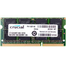 英睿达 DDR3 1600 8G 笔记本内存产品图片主图
